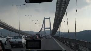 Bridge to Kadikoy