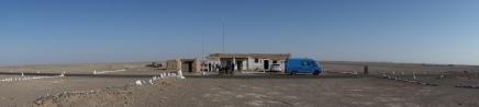Checkpoint near Dalbadin, Pakistan