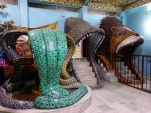 An actual Hindu temple in Amritsar, India