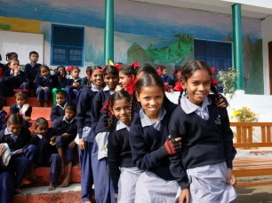 Hope project, Dehra Dun, India
