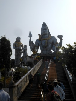 Largest Lord Shiva statue in the world