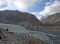 Passu glacier near Hunza, Pakistan