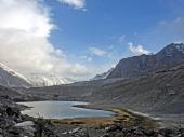 Boreth Lake near Hunza, Pakistan