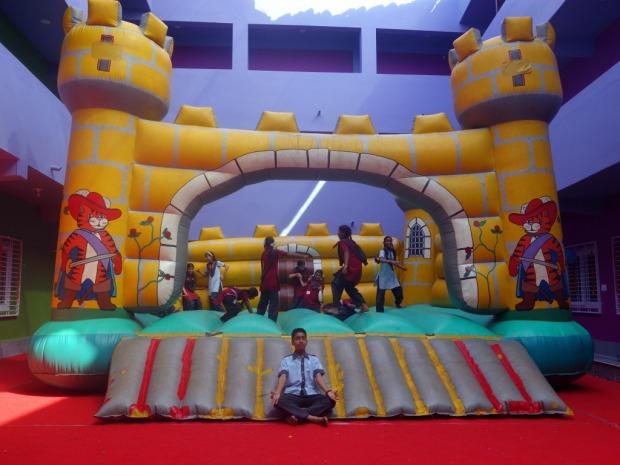Divine castle
