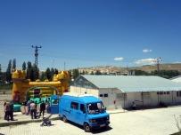 Kobani refugee camp, Van, Turkey