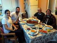 Iftar, Diyarbakir, Turkey